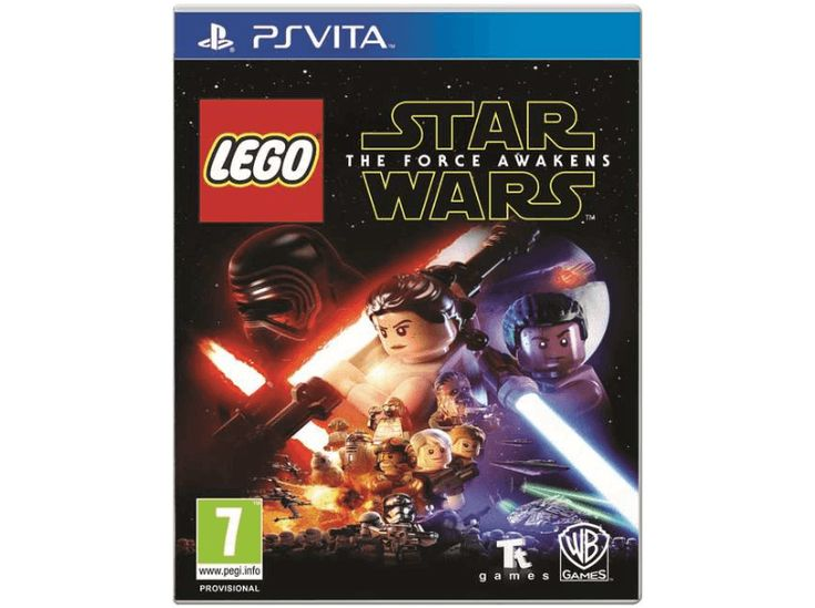 cool BEMS LEGO Star Wars the Force Awakens PS Vita chez Media Markt