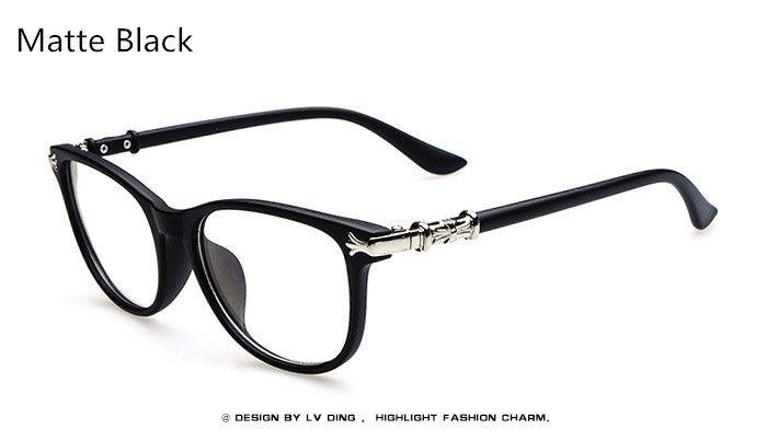Brand Designer Women's Vintage Retro Eye Glasses Spectacle Frame For Women Optical Eyeglasses Frame Oculos de Grau Femininos Tag a friend who would love this! Get it here