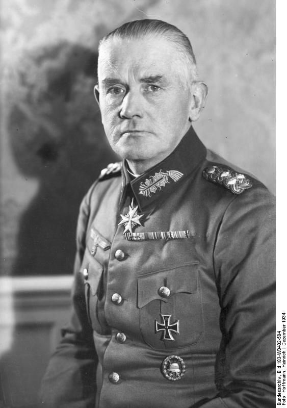 d day german commander