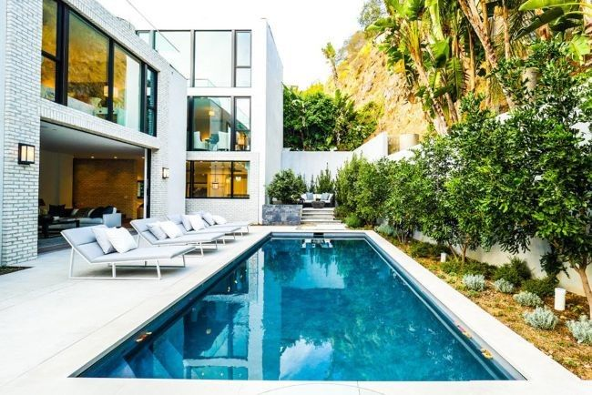 Kendall Jenner has purchased Emily Blunt's Hollywood home - Vogue Living