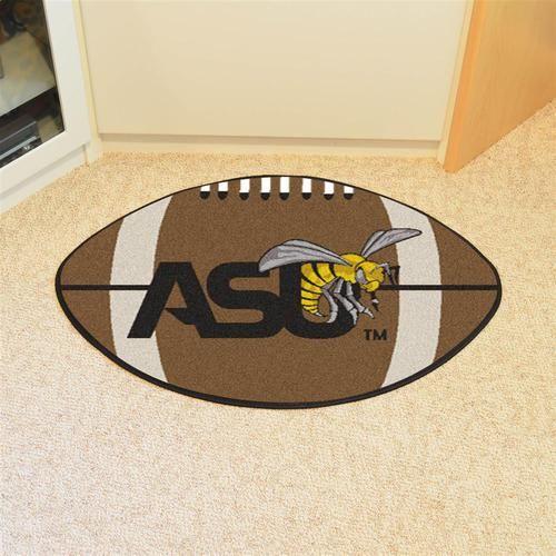 Alabama State University Football Floor Rug Mat