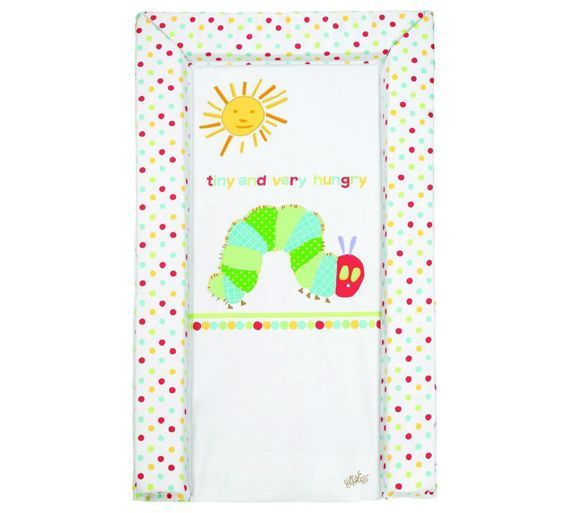 Buy The Very Hungry Caterpillar Changing Mat at Argos.co.uk, visit Argos.co.uk to shop online for Baby changing mats, Baby changing, Bathing and changing, Baby and nursery