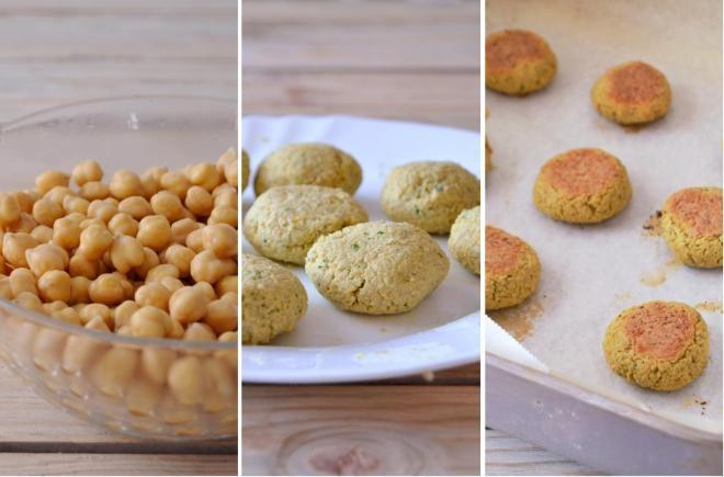 Falafels - Compassionate cuisine blog