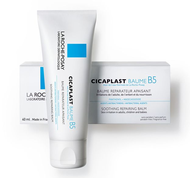 La Roche-Posay Cicaplast Baume B5    Super amazing product for irritated skin, eczema, sunburn, extreme dryness, or any chapped skin.