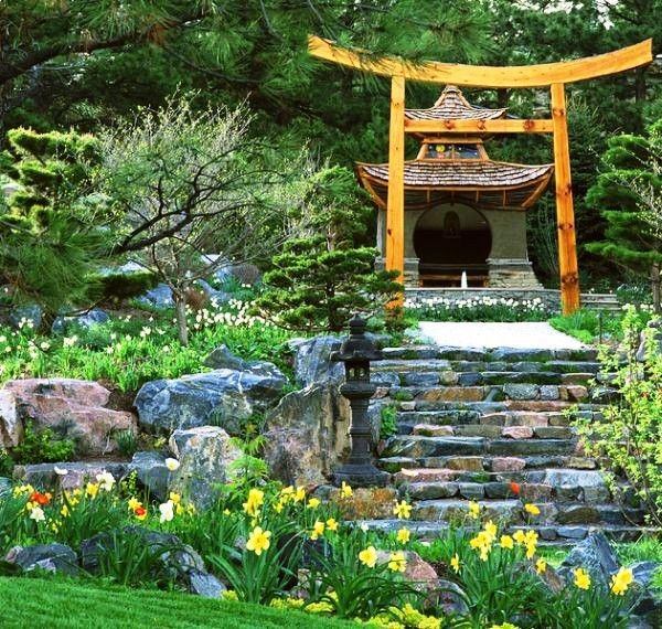 Natural Japanese Garden Style Design And Style | Decor Advisor Part 43