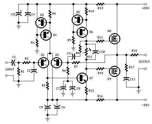 Amplifier ciruit tda toshiba audio layouts diagram, audio