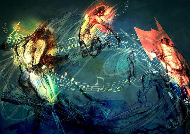 """""""Los hijos de los días"""" - Galeano ilustrado por Casciani 30/12 - acá podés leer el texto: http://andrescasciani.blogspot.com.ar/2016/12/los-hijos-de-los-dias-galeano-ilustrado_74.html"""