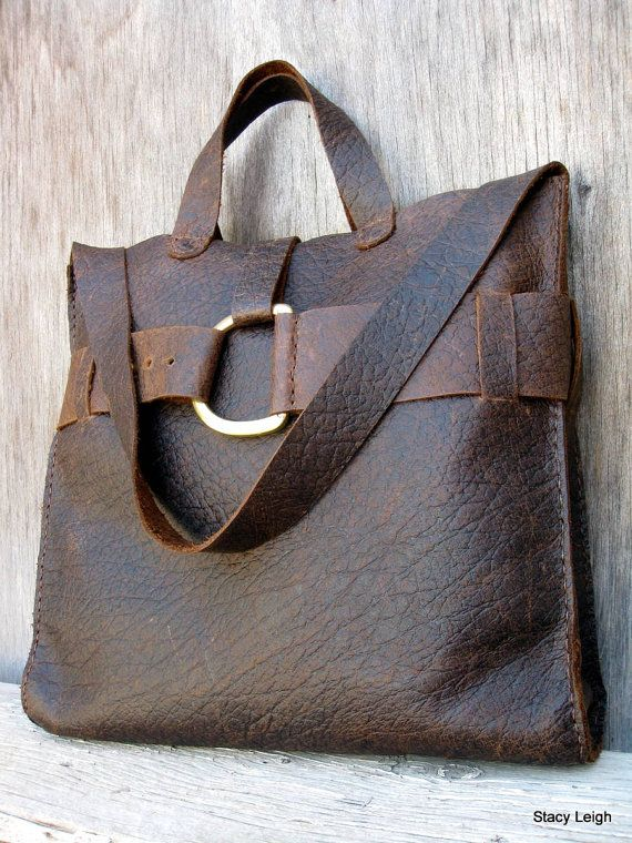 RESERVED for Denise Rugged Cowhide Leather Rustic door stacyleigh