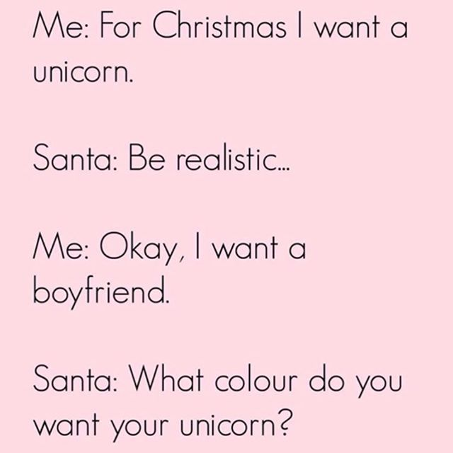 I'd rather have the unicorn to be honest.