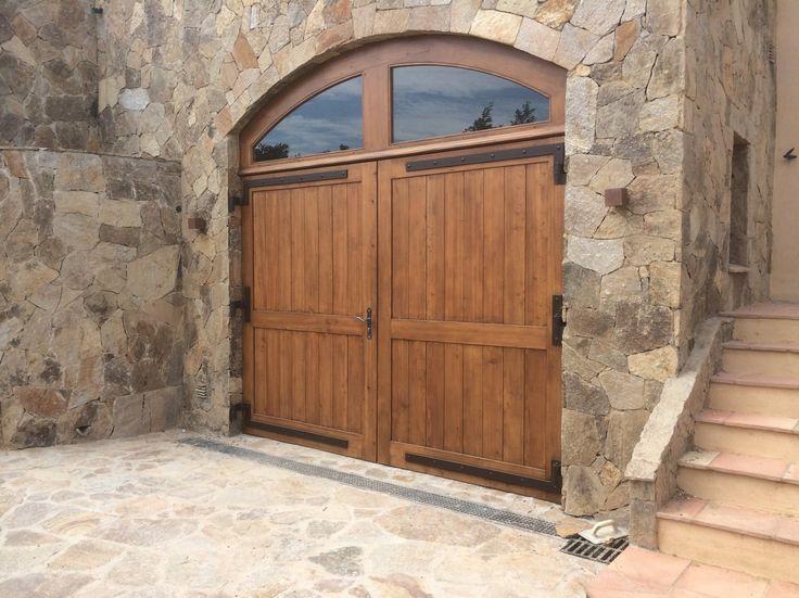 10 best Portes de garage Garex   Modèle New Hampshire images on - etancheite porte d entree
