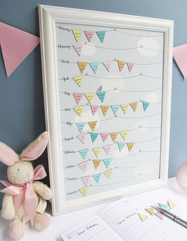 Рамку Напоминание о дне рождения Календарь