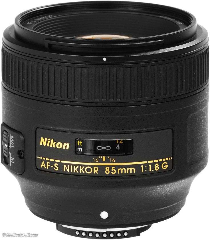 Nikon 85mm f/1.8 AF-S G. Buttery smooth portrait lens. - Want this lens so bad!!!