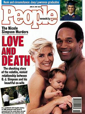 Nicole Brown Simpson Tod