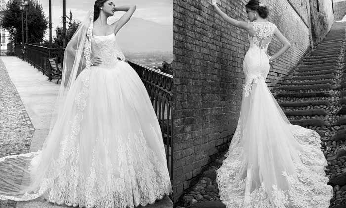 Pompöse Brautkleider Alessandra Rinaudo