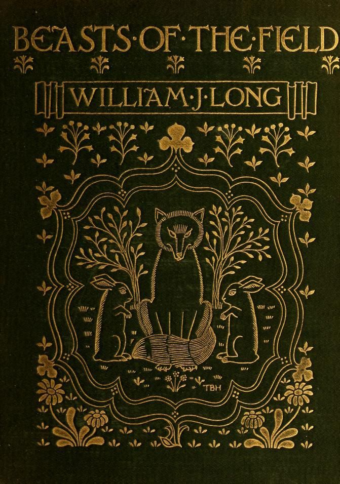 "Beasts of the Field. William J Long. Illustrated by Charles Copeland. Boston and London: Ginn & Company, 1902. ""There is a curious Indian legend about Meeko the red squirrel — the Mischief-Maker, as the Milicetes call him — which is also an excellent commentary upon his character. Simmo told it to me one day when we had caught Meeko coming out of a woodpecker's hole with the last of a brood of fledgelings in his mouth, chuckling to himself over his hunting."""