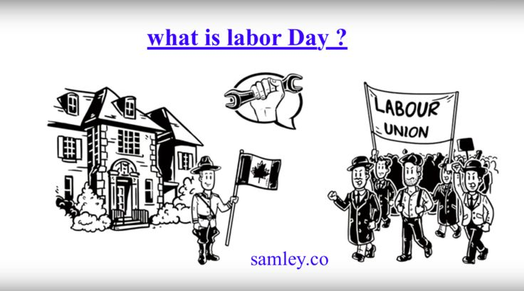 What Is Labor Day? | SAMLEY.CO