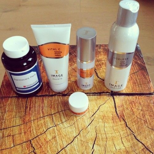 Radiant Life Care skinspecialist and Image Skin Saver