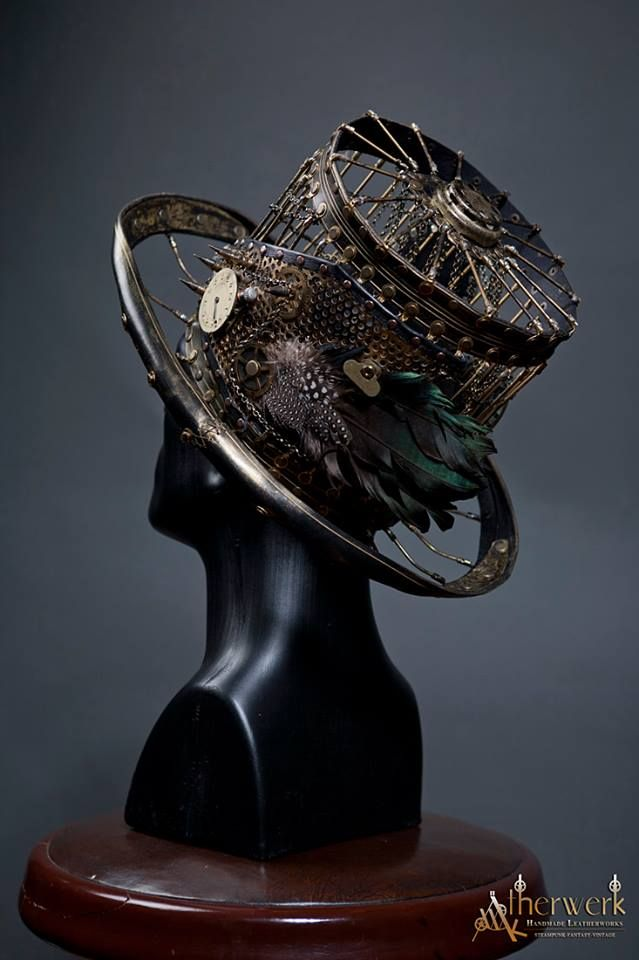 Steampunk Tendencies - just the photo