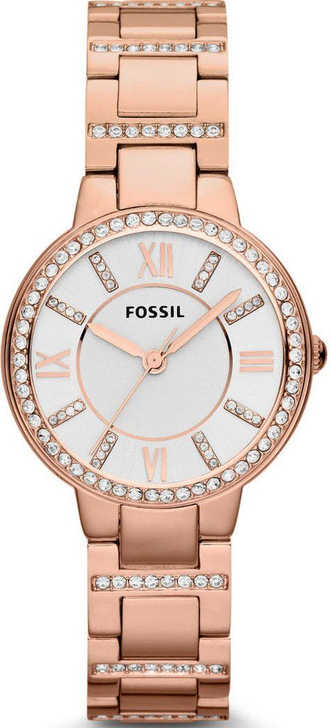 how to change fossil watch battery with leather strap