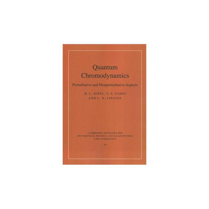Quantum Chromodynamics (Paperback)