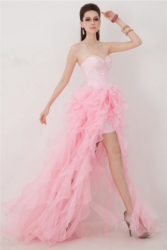 22 best High Low Dresses images on Pinterest   Formal evening ...