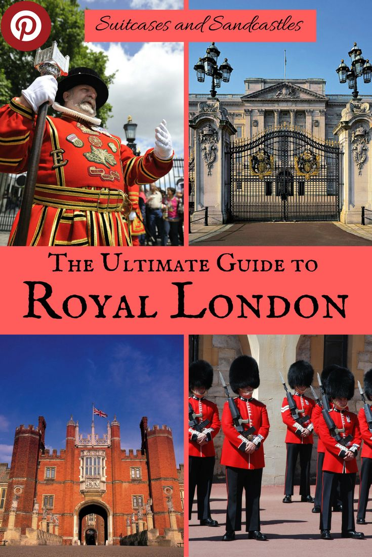 The Ultimate Guide to Royal London tells you everything you need to know about all the royal palaces, castles, sights and museums in London from the best royal parks to the best tips on saving money while visiting the royal sights. Plus lots of information on the best things to do with children while you're there. Includes booking information and links to articles with more information on each sight. #familytravellondon #royallondon #bestsightslondon