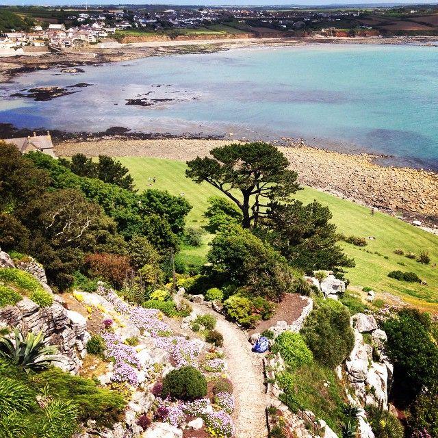 St Michael's Mount near Marazion in Cornwall