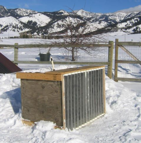 Solar Stock Tank   Heater Visit & Like our Facebook page! https://www.facebook.com/pages/Santas-Helpers/251688461649019?ref=hl