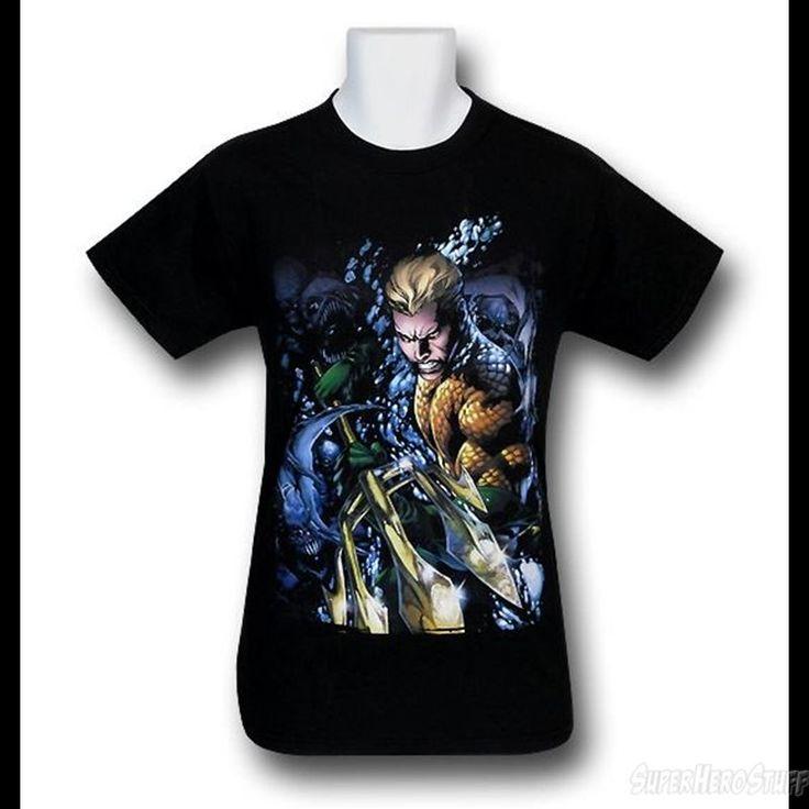 Aquaman New 52 #1 T-Shirt