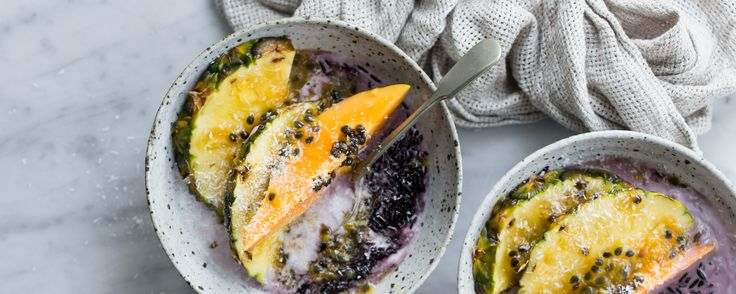 STICKY BLACK RICE PUDDING - Ceres - Organic Food Distributors - Ceres Organics