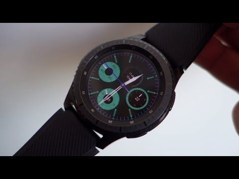 Top 6 premium watch faces for Gear S3/S2/Sport - Rolex, army, sport, glow in the dark - Andrasi.ro