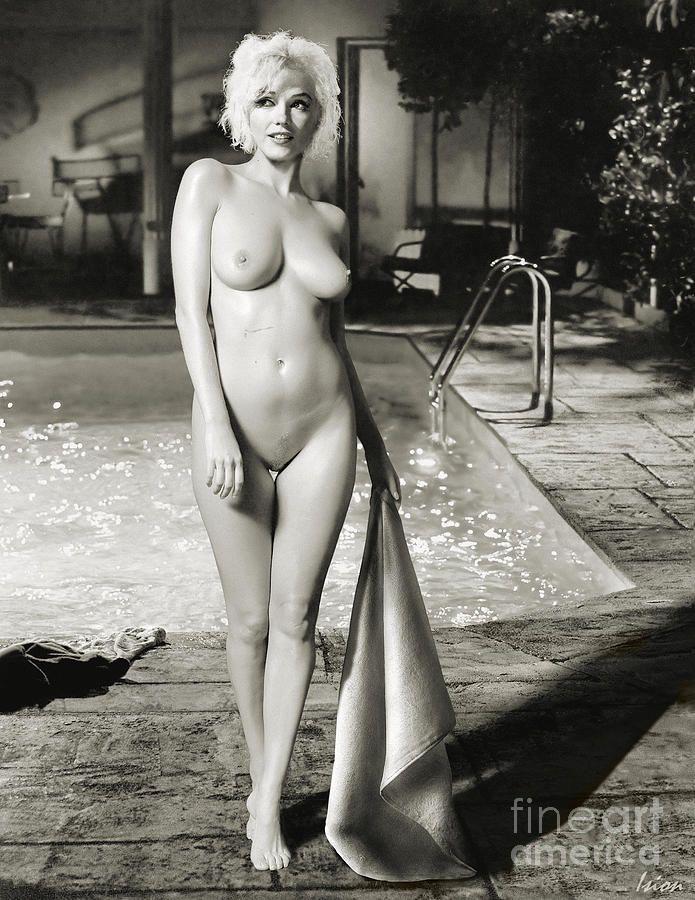 Marilyn Monroe Nudes 32