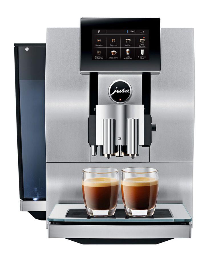 Jura z8 americano maker automatic espresso