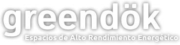 Greendök · Mobiliario de oficina · Espacios de rendimiento enérgetico