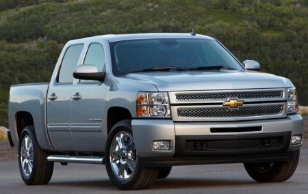 2012 Chevy Silverado Price & Review