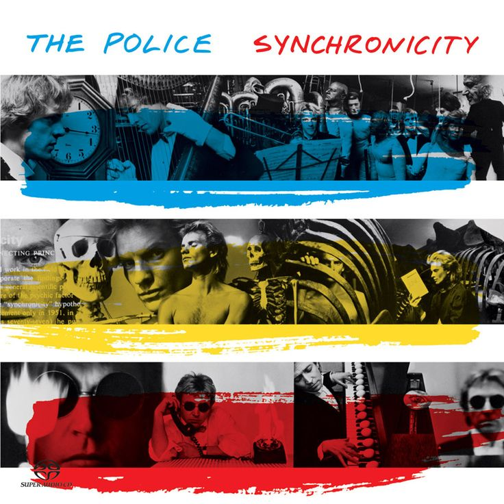 The Police - Synchronicity - CD