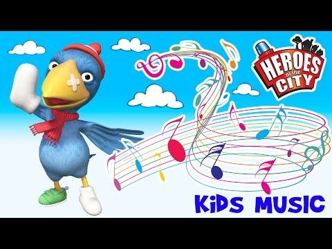 Modern Kids Music from Heroes of the City. Let's sing, dance and move to our original songs! Song 1 – The Calamity Crow Song. More Heroes of the City Kids So...