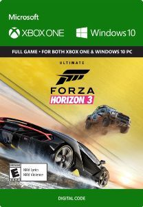 Forza Horizon 3 Ultimate Edition - Xbox Play Anywhere - Windows 10 - Xbox One [Digital Download]