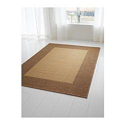 DRAGÖR Rug, flatwoven, beige, light brown - beige/light brown - IKEA
