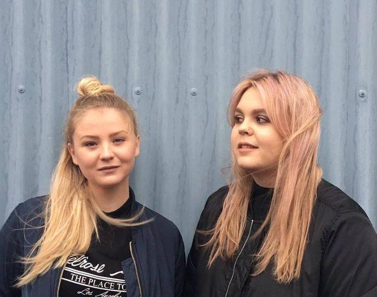 The Icelandic duo, PASHN, consisting of Ragnhildur Veigarsdóttir and Ása Bjarmarz.  Veigarsdóttir grew up in LA and Bjarmarz in Sweden.