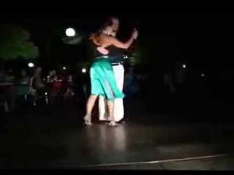 Milonga Argentine Tango