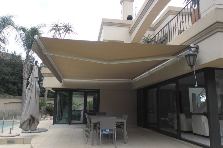 Fold Arm Awnings: www.awningwarehouse.co.za: SOLIDS COLOUR CANVAS, 6m WIDE X 1.5M DEEP R14520.00 INCLUDES INSTALLATION & VAT. (Nov.2015)