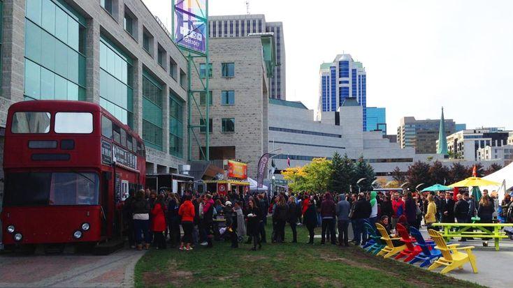 Ottawa City Hall - PoutineFest (Thursday - Sunday)