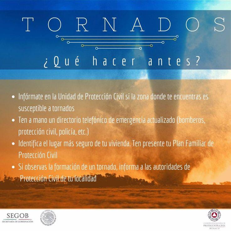 Tornados: ¿que hacer antes?