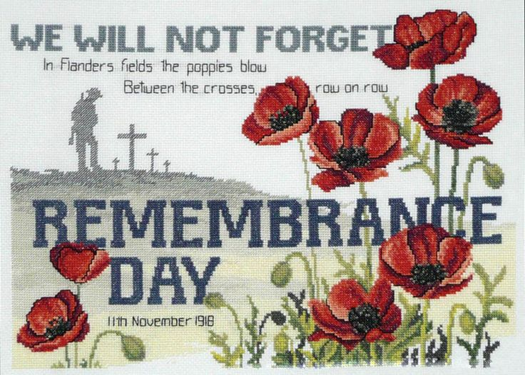 On the 11th Hour Of the 11th Day Of the 11th Month We Will Remember them.  Lest we forget.