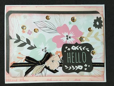 Crafty Happy : CTMH National Papercrafting Month Blog Hop
