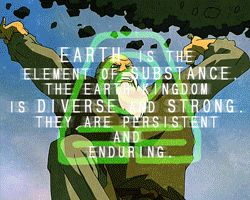 Earth (gif) - You totally read this in Uncle Iroh's voice, didn't you?
