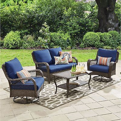 Patio Furniture Clearance Sets Sale Outdoor Coffee Conversation Dining Bistro