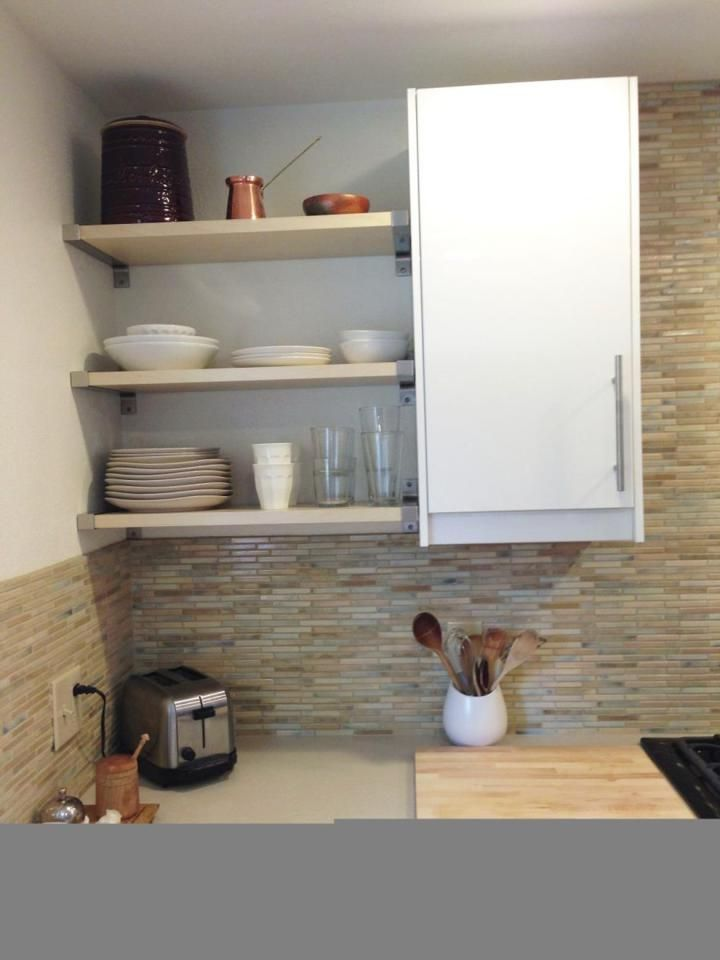Exceptional 20 Simple But Beautiful Wall Mounted Kitchen Shelves Pictures Gallery
