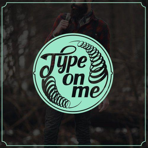 Logo Brand Identity Mint Lettering #typeonme